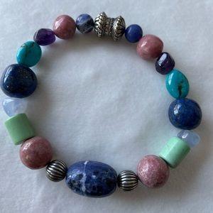 Carolyn Pollack Stone Bracelet